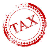 Impôt Photos stock