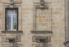 Impôt de fenêtre photo libre de droits