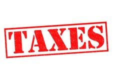 impôts illustration de vecteur