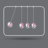 Impac business goals concept. Vector illustration. Impac idea  business goals concept. Vector illustration Royalty Free Stock Photos