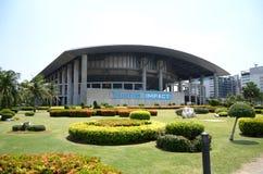 Impact Arena Royalty Free Stock Photo