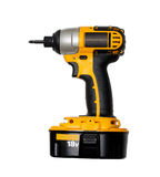 Impact driver royalty free stock images