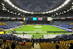 Impact Montreal vs Galaxy Los Angeles Stock Photography