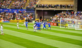 Impact Montreal vs Galaxy Los Angeles Stock Photography