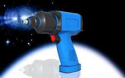 Impact wrench Stock Photos