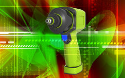 Impact wrench Stock Photography