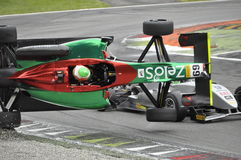 Impacto italiano do troféu F2 (Marco Zanasi) Fotos de Stock