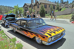 Impala ardente Fotografie Stock