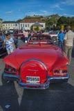 impala chevrolet του 1958 μετατρέψιμο Στοκ Φωτογραφίες
