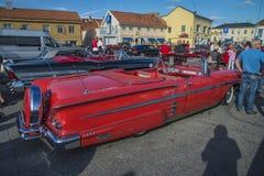 impala chevrolet του 1958 μετατρέψιμο Στοκ Εικόνες