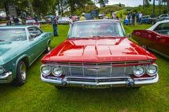 impala 4 chevrolet του 1961 πόρτα Στοκ φωτογραφίες με δικαίωμα ελεύθερης χρήσης
