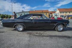 impala chevrolet του 1965 Στοκ Φωτογραφία