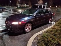 2014 impala Chevy ο υπολοχαγός 2lt στοκ εικόνες με δικαίωμα ελεύθερης χρήσης