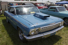 Impala 1962 da porta de Chevy 2 Fotografia de Stock