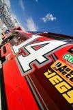 Impala de #14 Chevy de Tony Stewart del campeón de NASCAR Imagenes de archivo