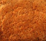 Impani la struttura calda dorata del forno della crosta Fotografia Stock Libera da Diritti