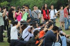 Impari la fotografia Fotografia Stock