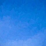 Impasto blue Royalty Free Stock Images