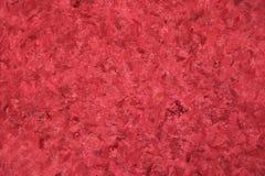 Impastowa Czerwona tło tekstura Obraz Stock