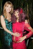 Impasu losu angeles nowy rok wigilii przyjęcie Obraz Royalty Free