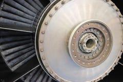 Impeller ostrza benzynowa turbina Zdjęcia Stock