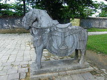 Imperador Minh Mang do túmulo, matiz Vietnam Imagens de Stock Royalty Free