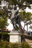 Imperador romano Julius Caesar fotos de stock royalty free