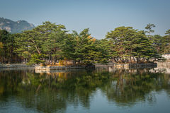 imperator宫殿 库存照片