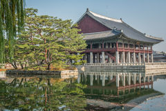 Imperator palace. In seoul Stock Image