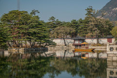 Imperator palace. In seoul Stock Photography