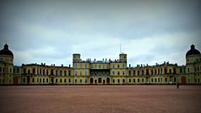Imperators residence. Residence of Russian imperator Paul I Royalty Free Stock Photos
