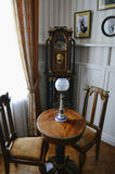 Imperatrice interna nel palazzo di Livadia, Crimea del salone (boudoir) Fotografia Stock