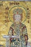 Imperatriz Irene, Hagia Sófia em Istambul foto de stock