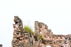 imperfect eastern Jinshanling Great Wall stock photography