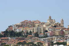 Imperia City Stock Photography
