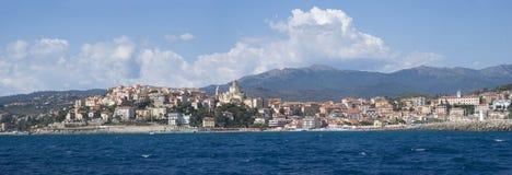 Imperia. Italian Riviera Stock Images