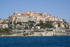 Imperia. Italian Riviera Stock Photo