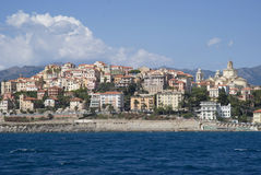Imperia. Italian Riviera Stock Photography