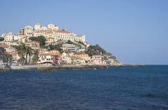 Imperia. Italian Riviera Royalty Free Stock Photos