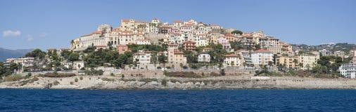 Imperia, Italiener Riviera Stockfotografie