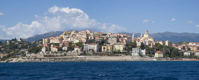 Imperia Italienischer Riviera Stockfoto
