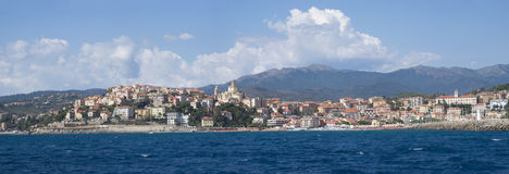 Imperia Italienischer Riviera Stockbilder