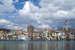 Imperia, Italy Royalty Free Stock Photos