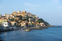 Imperia (Liguria, Italy) Royalty Free Stock Photos