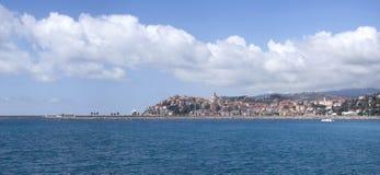 Imperia. Liguria, Italy Royalty Free Stock Photography