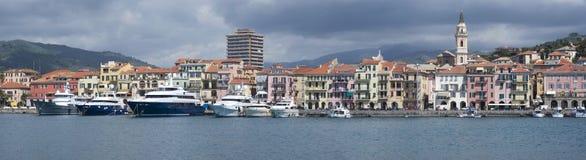 Imperia. Liguria, Italy Stock Photos