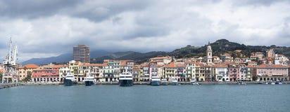Imperia. Liguria, Italy Stock Images