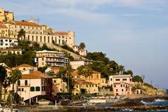 imperia maurizio porto Стоковое Изображение