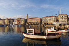 Imperia Oneglia, Italie Photographie stock libre de droits