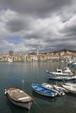 Imperia Oneglia, Liguria region, Italy Royalty Free Stock Images